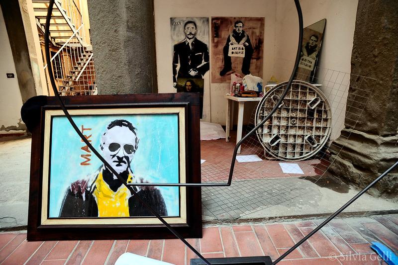 Effetto Venezia Mostra Mart Signed ART IS A DISEASE luglio agosto 2013 Palazzo Huigens