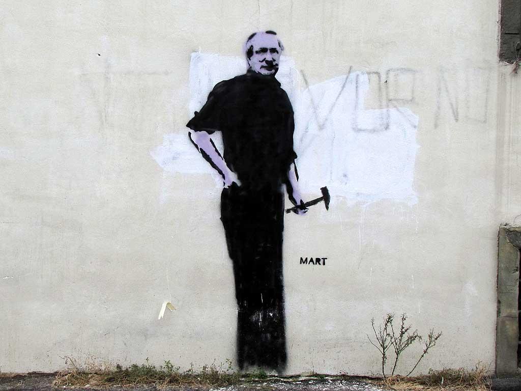 Mark Rothko by Mart Signed
