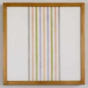 Elio Marchegiani Grammature di colore su supporto intonaco
